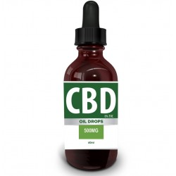500mg CBD Oil Drops 60ML